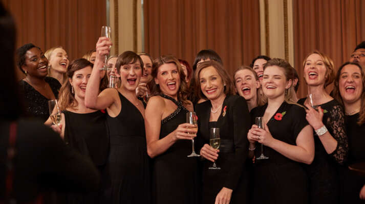Military Wives: Bleecker Street Movie Marches Into Homes