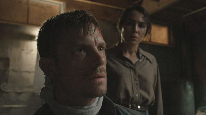 First look: Noomi Rapace confronts Joel Kinnaman in revenge thriller The Secrets We Keep