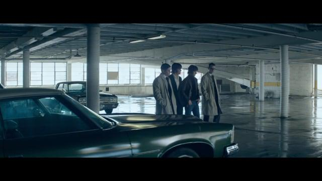 """CLIP: """"Parking Garage"""""""