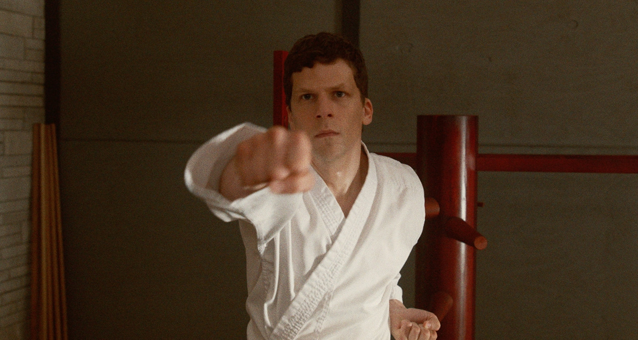 THE ART OF SELF-DEFENSE OFFICIAL TRAILER